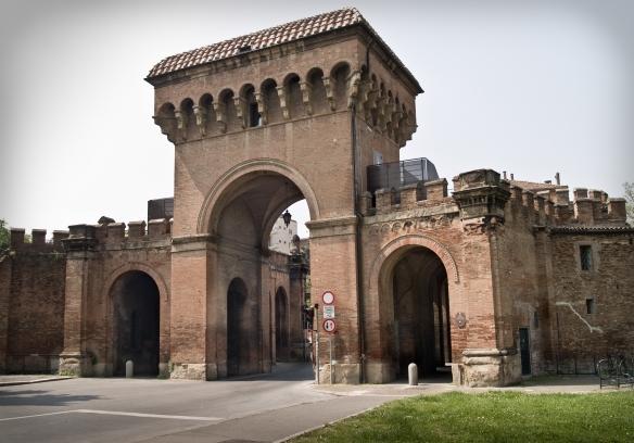 Bologna - Porta Saragozza